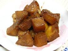 クミン風味の大根味噌煮.JPG