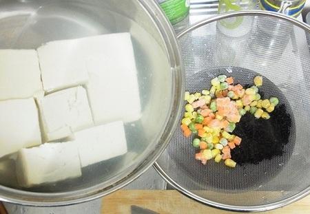 豆腐とひじきのひと口揚げ①.JPG