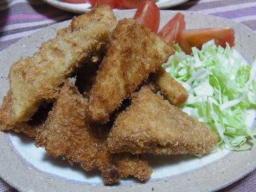 高野豆腐のフライ.JPG