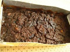 黒豆きなこのベイクドケーキ②.JPG