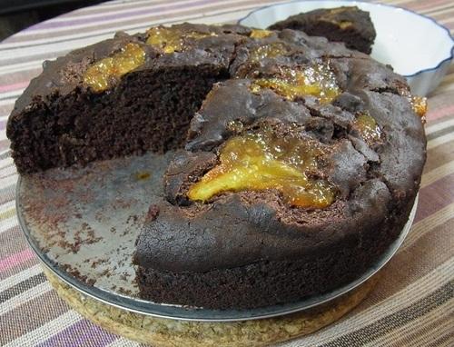 marmalade cocoa cake②.JPG