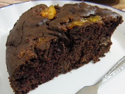 marmalade cocoa cake③.JPG